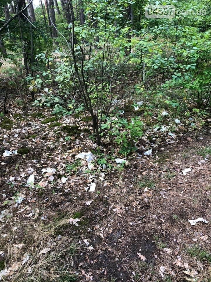 Люди - свині, або що робиться в ірпінському лісі, фото-6