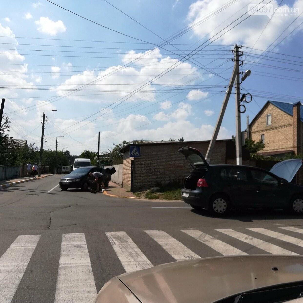 Чергове ДТП на перетині вул. Громадянської та Озерної, фото-2