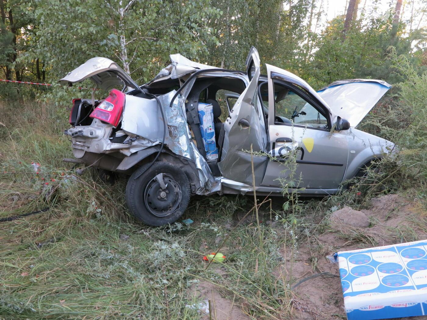 """Поїздка в таксі з летальним """"уклоном"""": один загинув, двоє госпіталізовані, фото-3"""