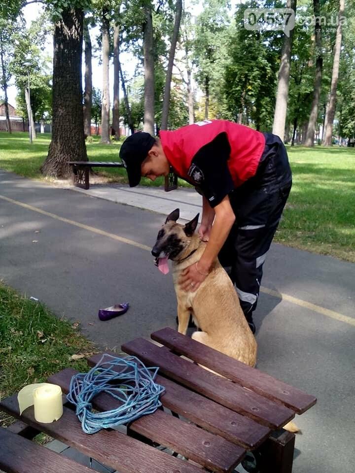 """Чому у парку """"Правика"""" поліція просить взуття відвідувачів?, фото-2"""