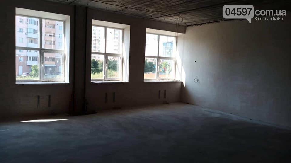 На якому етапі будівництво гімназії в Бучі?, фото-1