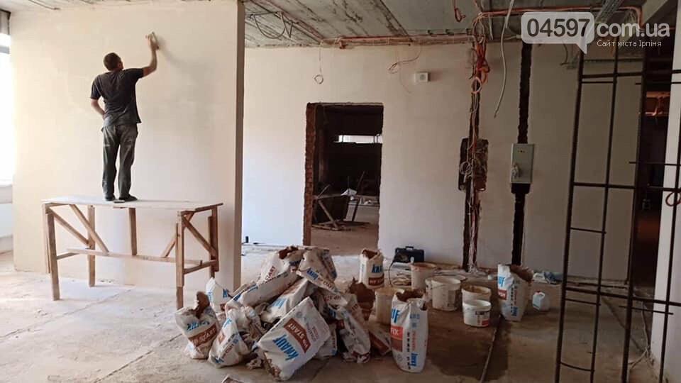 На якому етапі будівництво гімназії в Бучі?, фото-2