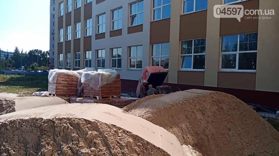 На якому етапі будівництво гімназії в Бучі?, фото-6