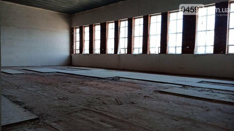 На якому етапі будівництво гімназії в Бучі?, фото-4
