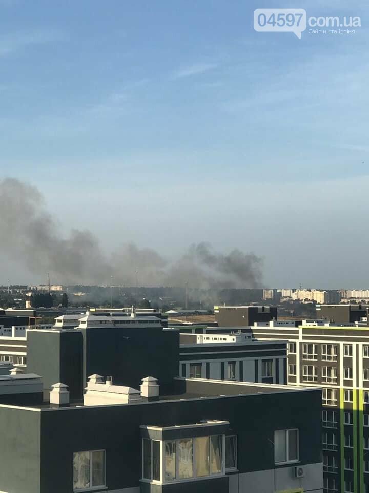 Сьогодні 2 пожежі в Приірпінні: ДСНС попереджає про найвищий рівень пожежної небезпеки, фото-3
