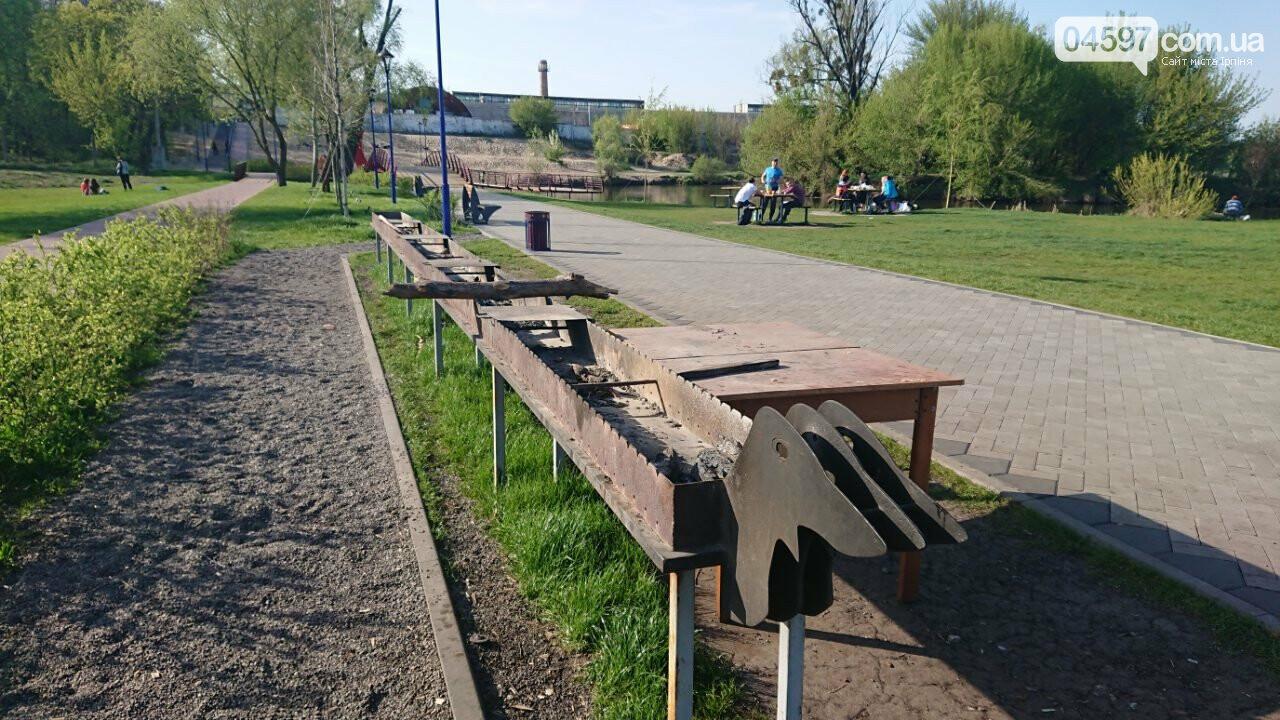 """У парку """"Центральний"""" нова мангальниця, фото-3"""