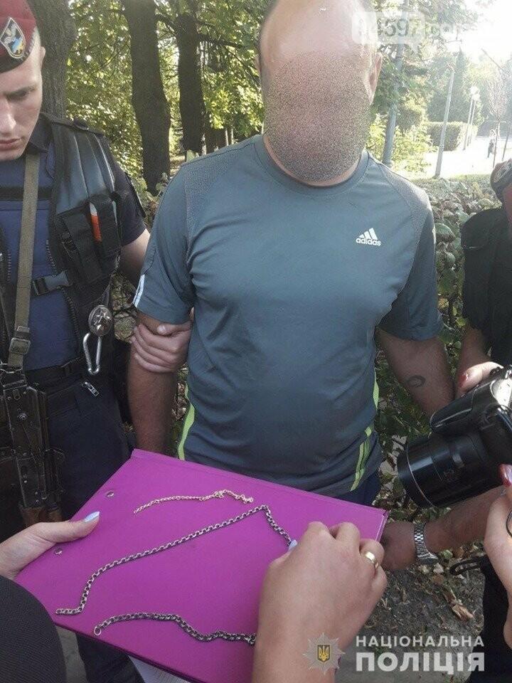 У Бучі чоловіка побили та забрали ланцюжок, фото-1