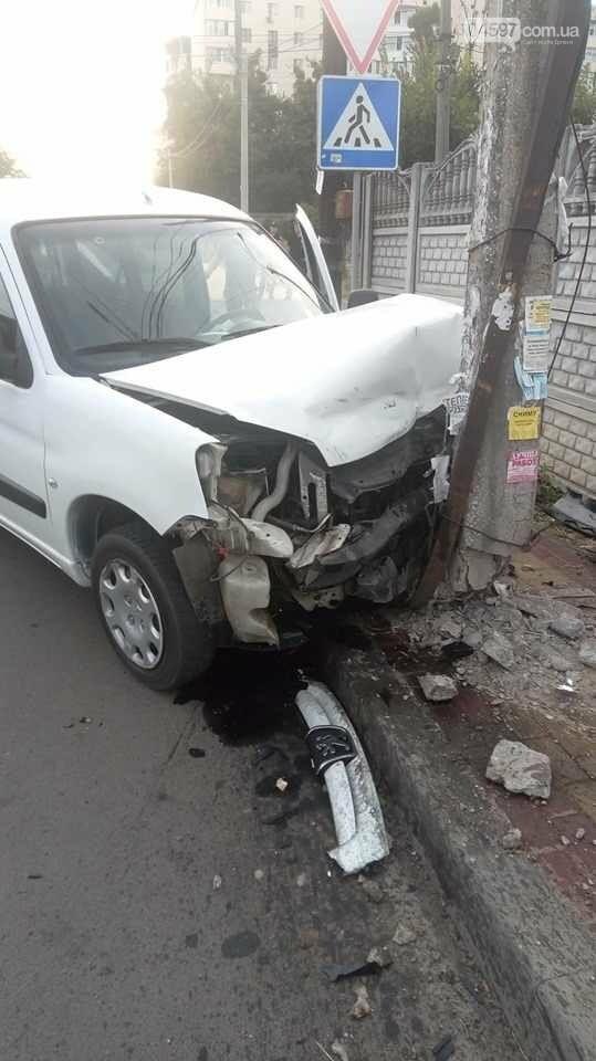 ДТП у Бучі: четверо постраждалих, один - у важкому стані, фото-1