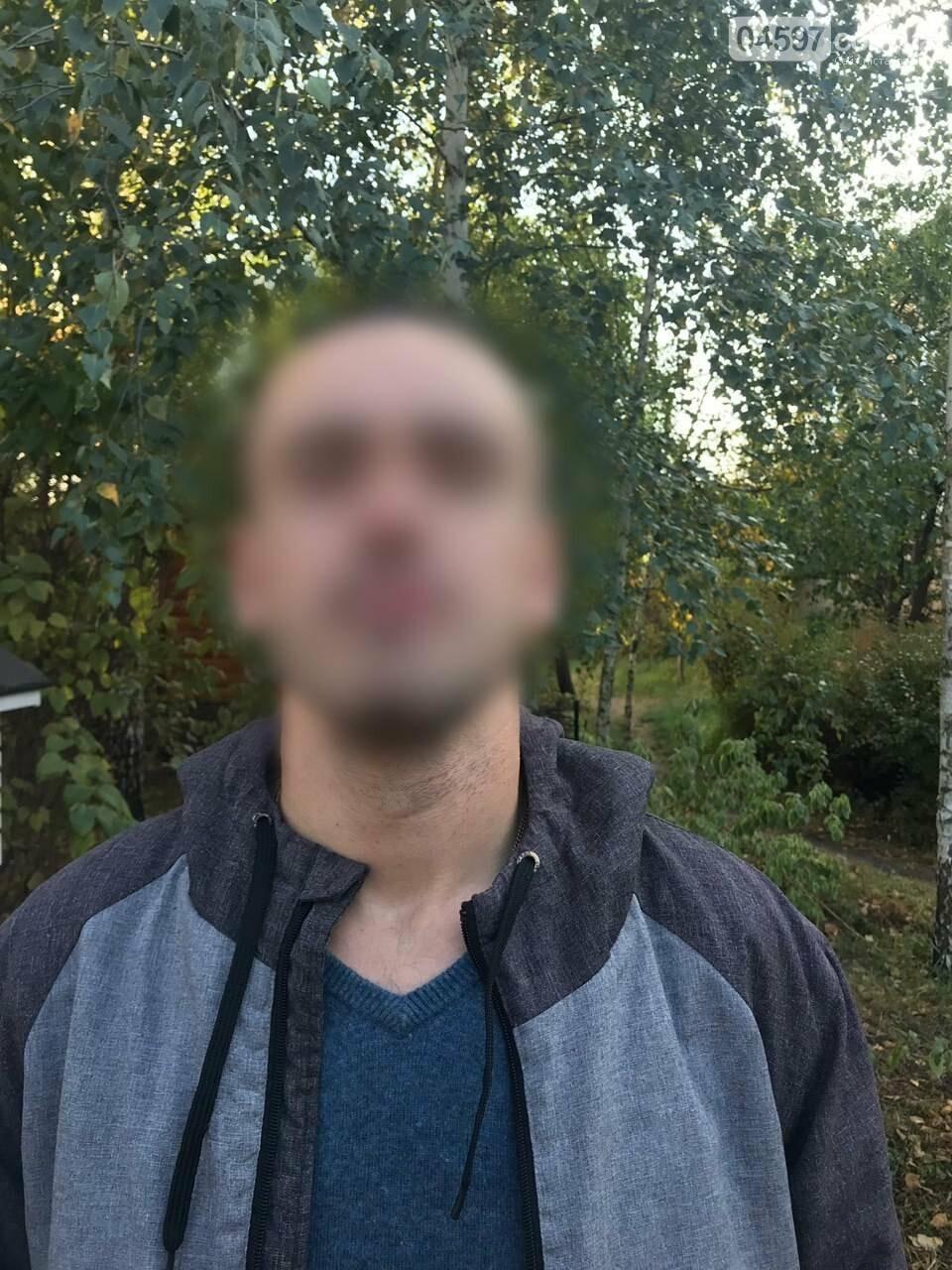 Знову затримали наркомана в Бучі, фото-1