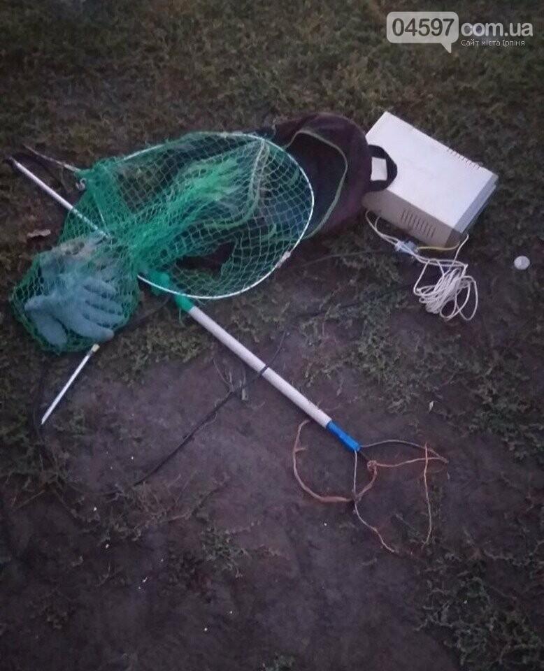 В Ірпені затримали браконьєра, фото-1