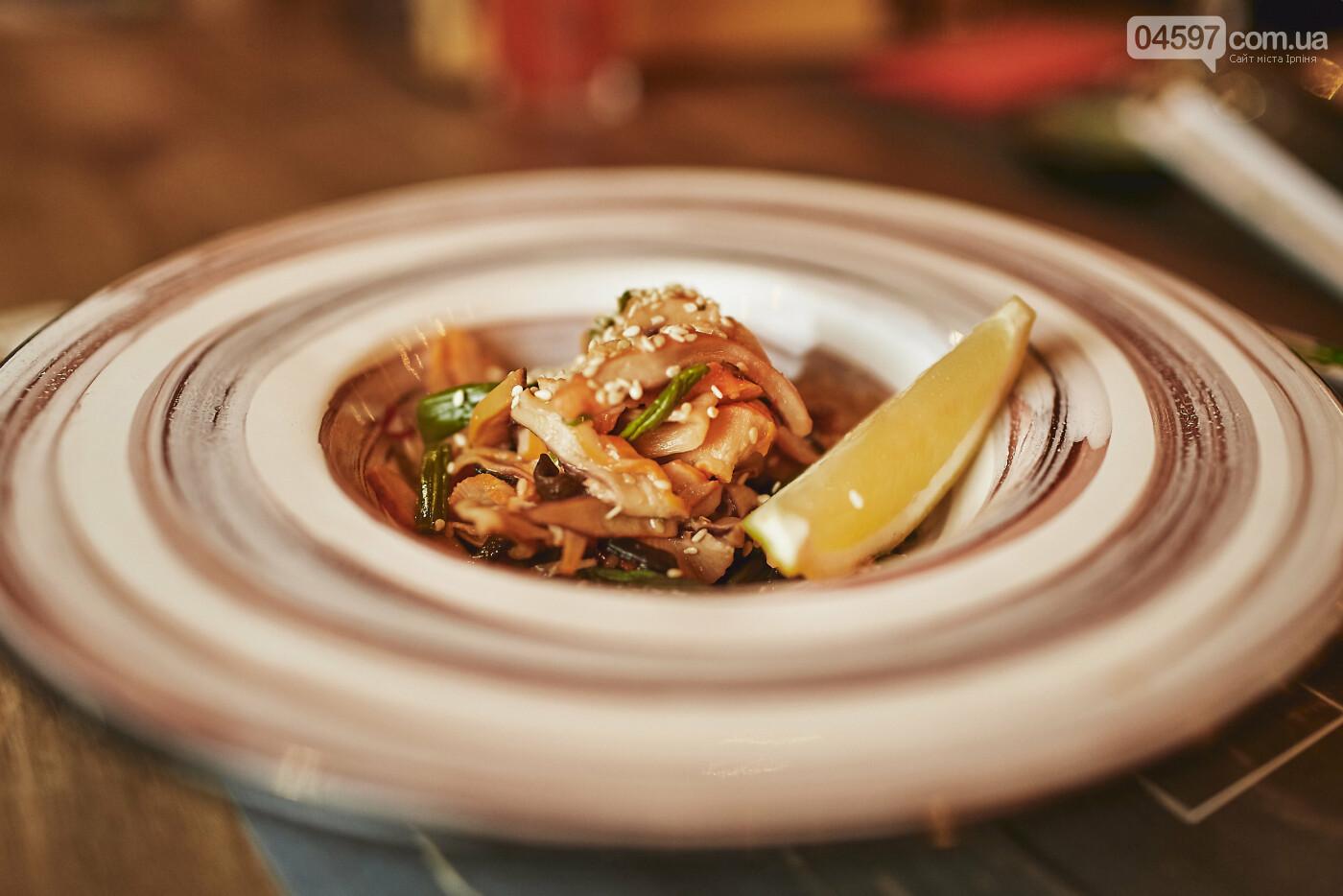 Hanami restaurant & bar Ірпінь дарує знижку 10% на все меню, фото-2