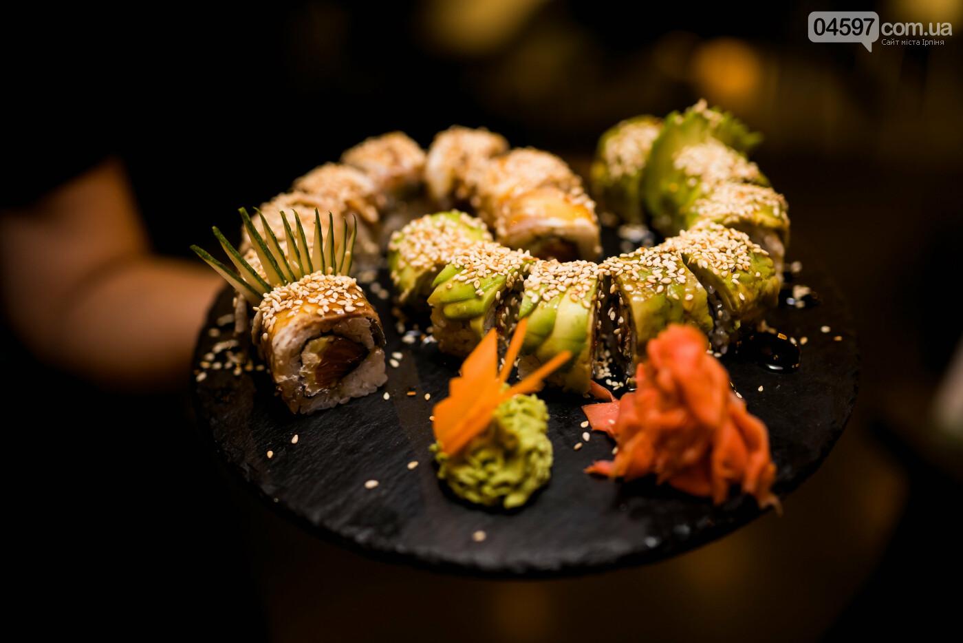 Hanami restaurant & bar Ірпінь дарує знижку 10% на все меню, фото-4