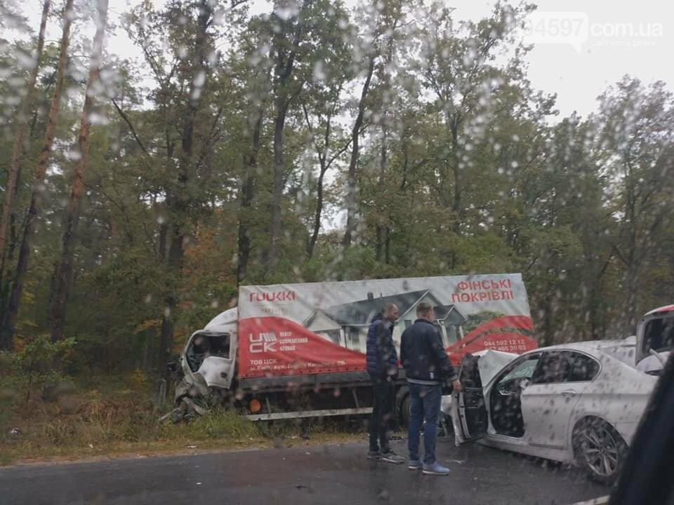 Сьогодні зранку в Ірпені вже дві ДТП, фото-1