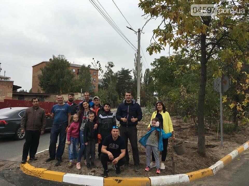 """В Ірпені пройшла акція """"Посади дерево"""", фото-2"""