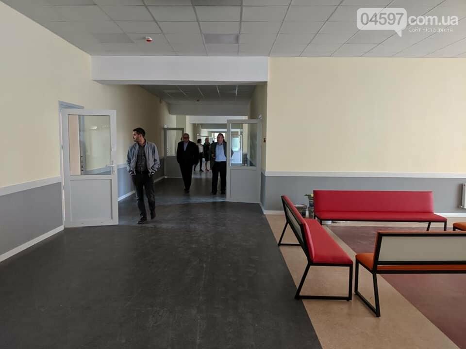 Добудова корпусу ЗОШ №3 у Бучі на фініші, фото-8