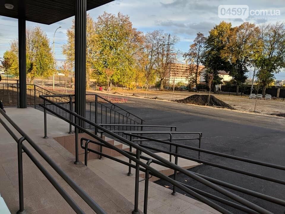 Добудова корпусу ЗОШ №3 у Бучі на фініші, фото-4