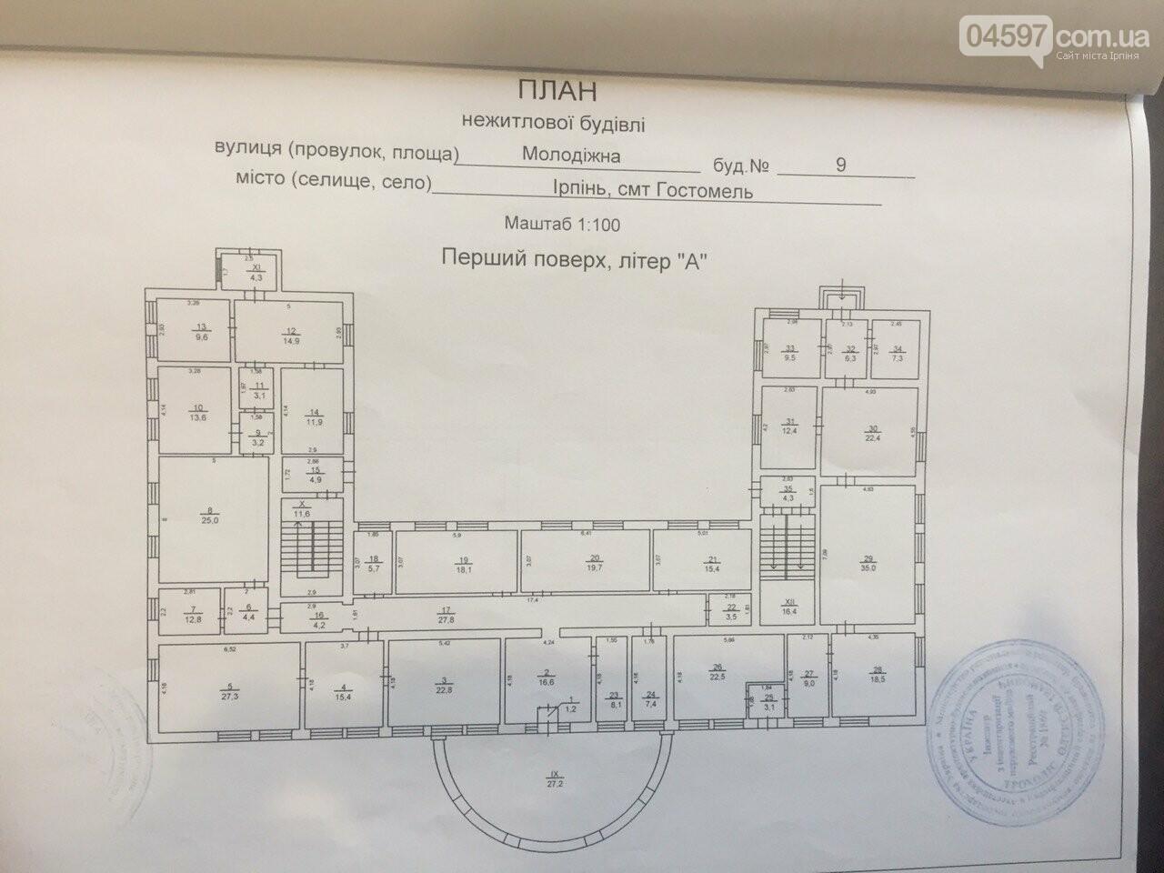 Звістку про викуп школи № 15 у Гостомелі батьки зустріли оплесками, фото-3