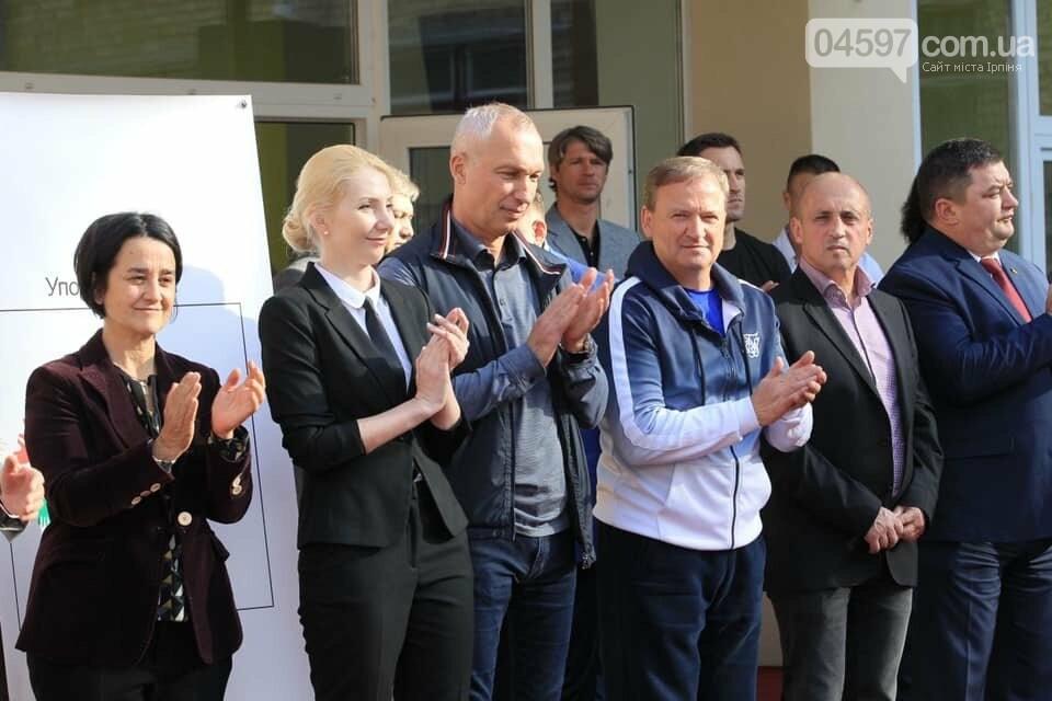 """В Ірпені відкрили першу соціально-спортивну школу Фонду """"Реал Мадрид"""", фото-8"""