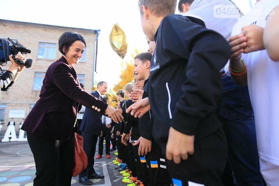 """В Ірпені відкрили першу соціально-спортивну школу Фонду """"Реал Мадрид"""", фото-7"""