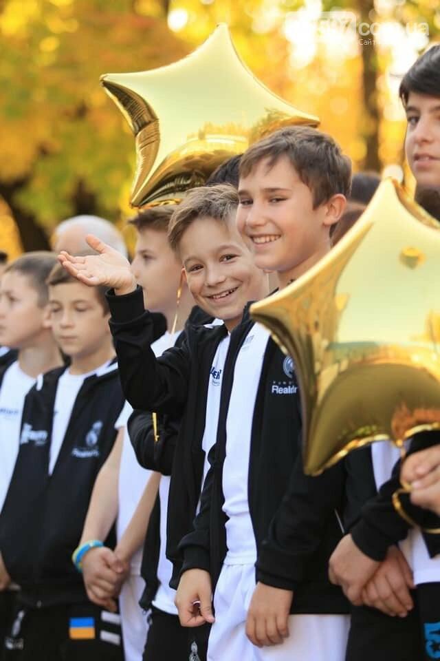 """В Ірпені відкрили першу соціально-спортивну школу Фонду """"Реал Мадрид"""", фото-1"""