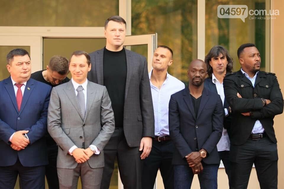 """В Ірпені відкрили першу соціально-спортивну школу Фонду """"Реал Мадрид"""", фото-11"""