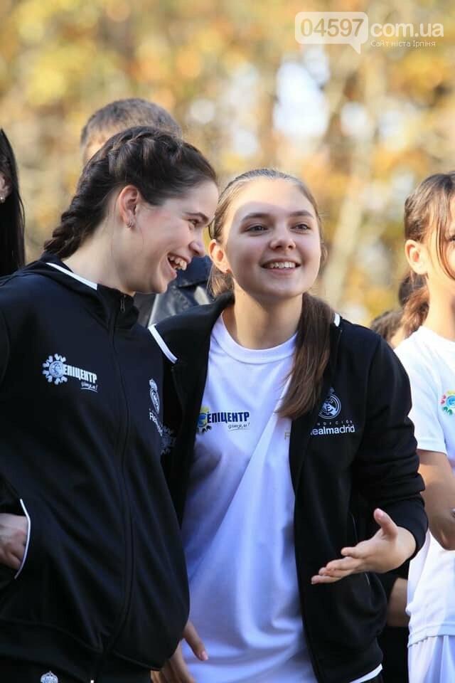 """В Ірпені відкрили першу соціально-спортивну школу Фонду """"Реал Мадрид"""", фото-4"""