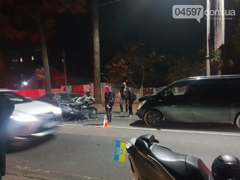 У Бучі п'яний водій спричинив масштабне ДТП , фото-1