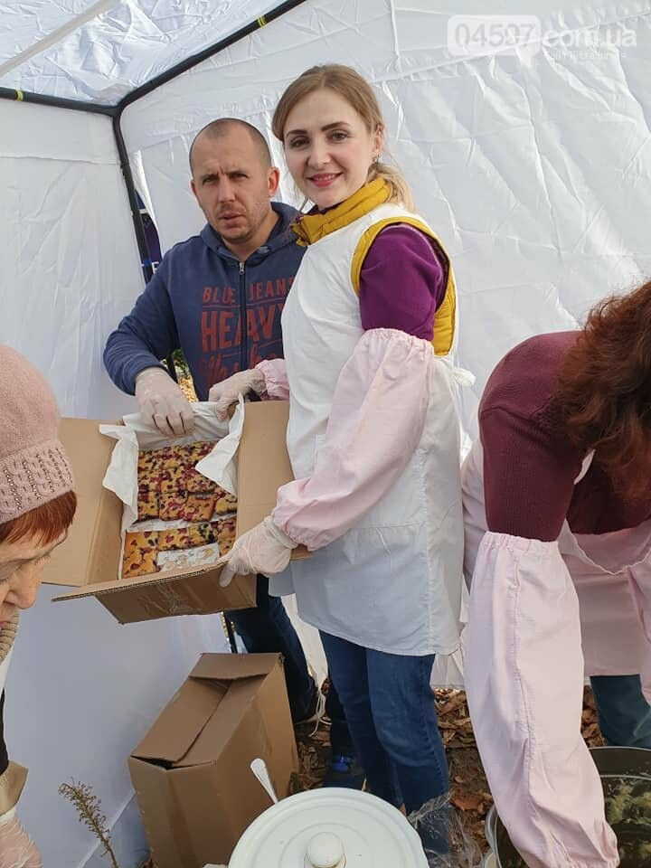 """""""Нова порція"""" безкоштовних обідів для пенсіонерів в Ірпені, фото-3"""