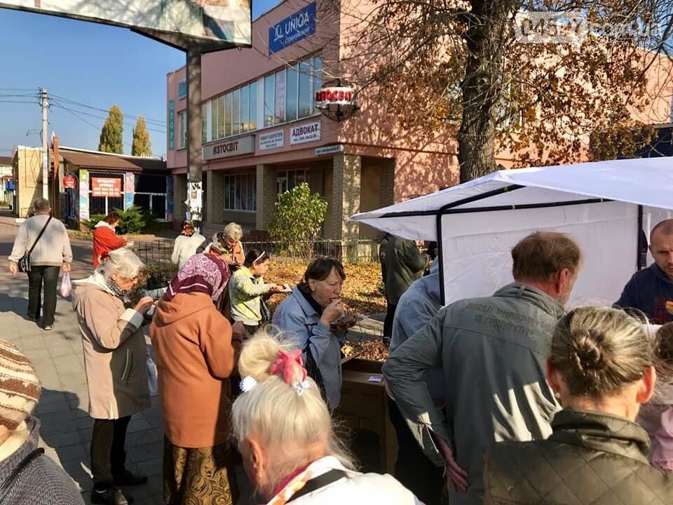"""""""Нова порція"""" безкоштовних обідів для пенсіонерів в Ірпені, фото-2"""