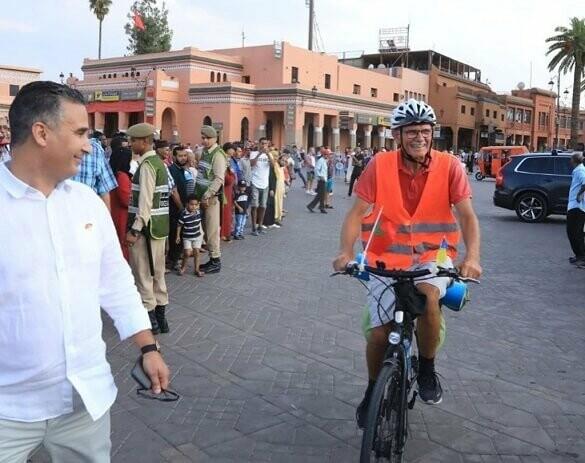 Телеканал СТБ розшукує ірпінчанина, який доїхав на велосипеді до Африки, фото-3