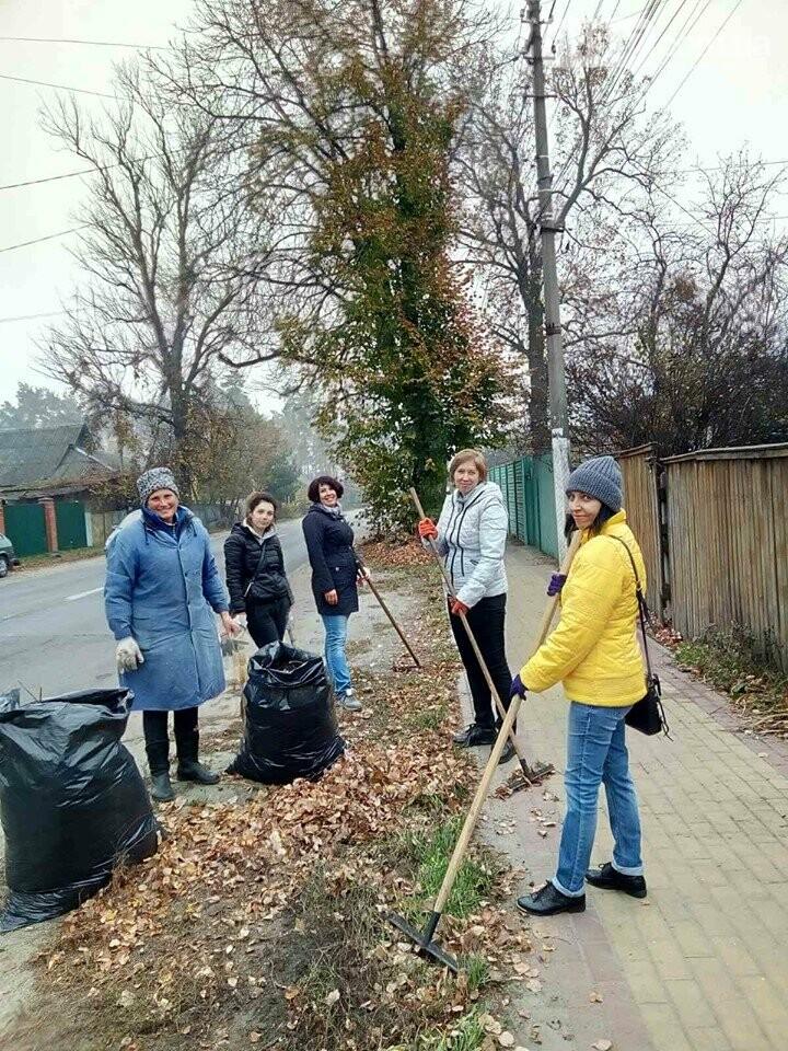 Школярі приєднались до ініціативи озеленення Ірпеня, фото-2