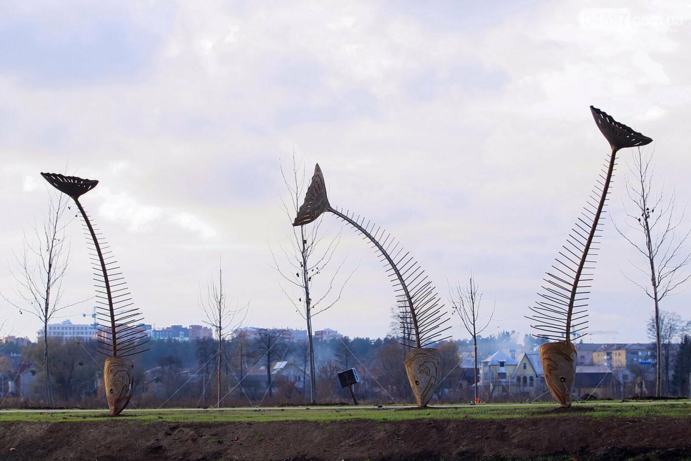 Стала відома дата відкриття нової набережної в Ірпені, фото-8