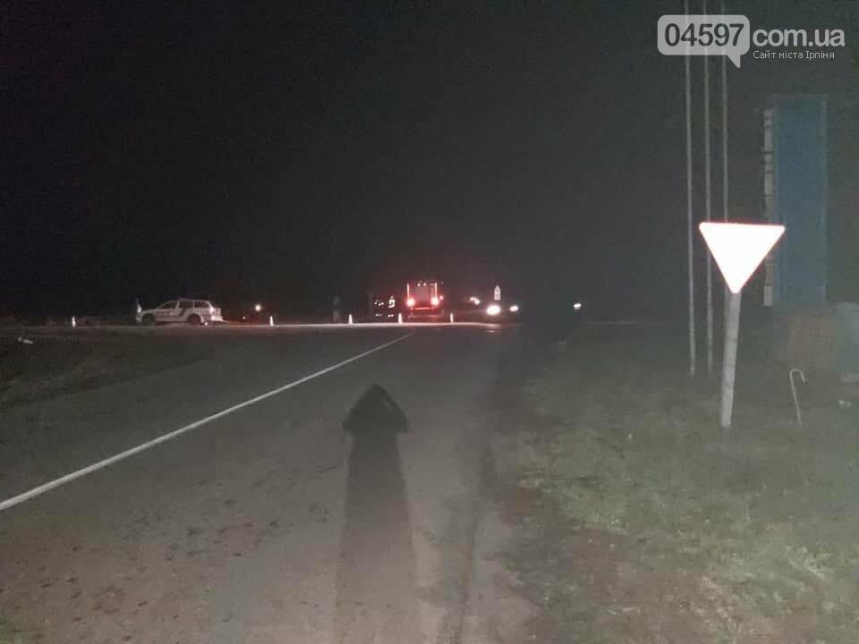 Біля Бородянки у ДТП загинули дві жінки та їх діти, фото-4