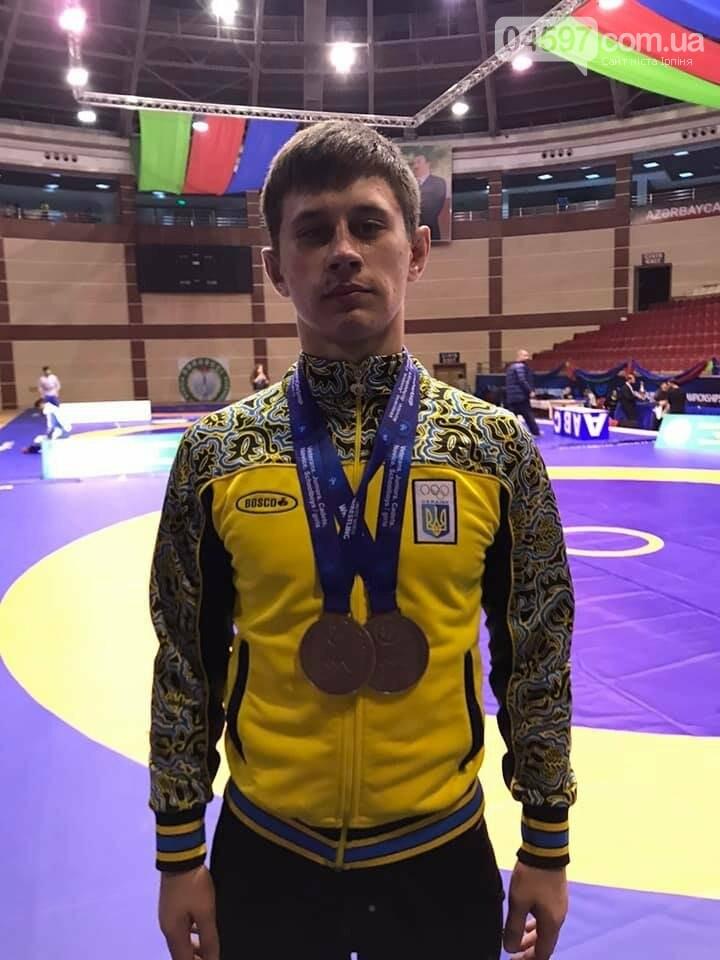 Ірпінчанин привіз бронзу з Чемпіонату світу з грепплінгу, фото-1