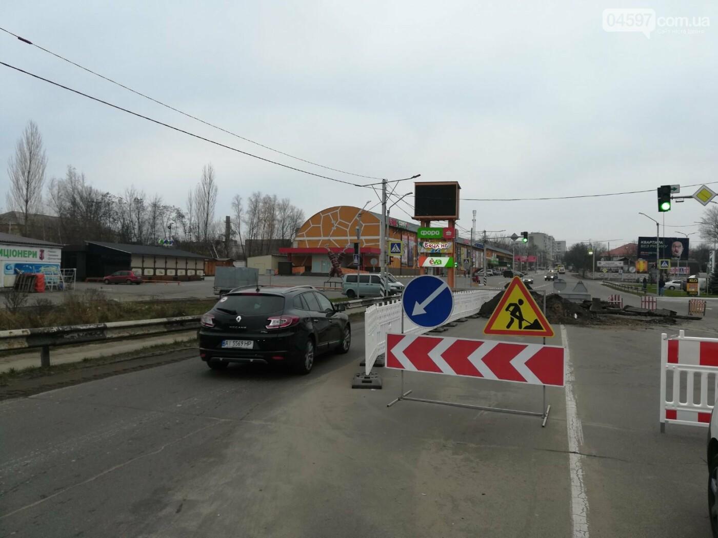 Проїзд обмежено: бучанцям краще не їхати через Ірпінь, фото-2