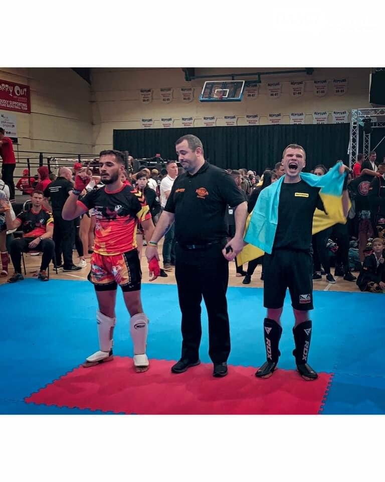 Ірпінчанин став першим на Чемпіонаті світу з кікбоксингу ISKA 2019, фото-2