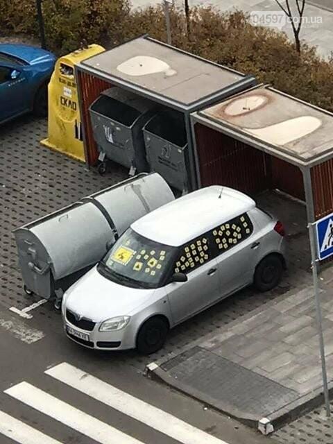 Я паркуюсь як олень: у столиці карають героїв парковки, фото-3