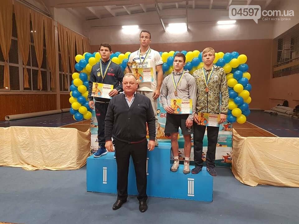 Ірпінчани взяли золото і бронзу на Всеукраїнському чемпіонаті з вільної боротьби, фото-2