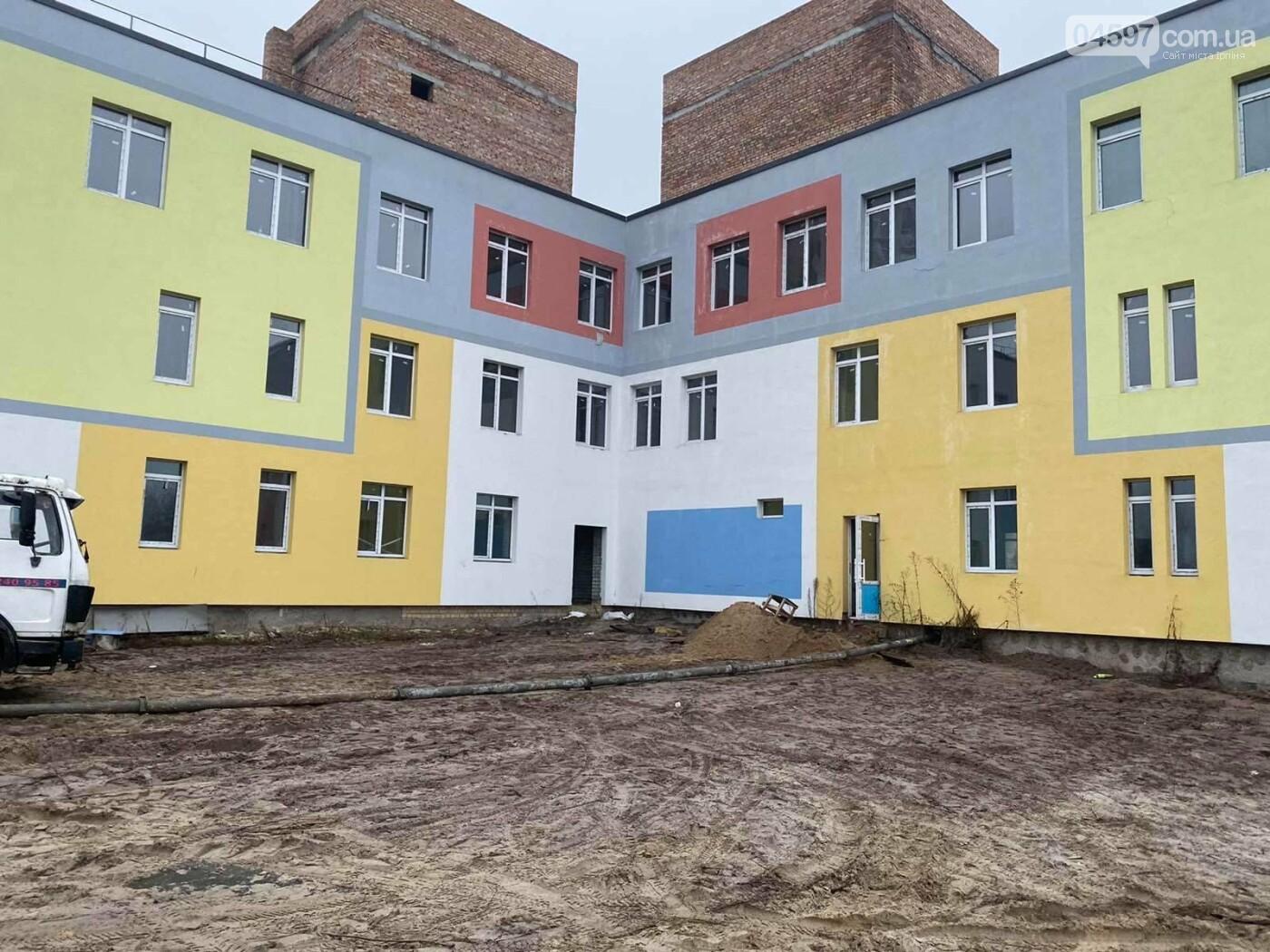 В Гостомелі активно будують садочок, фото-2