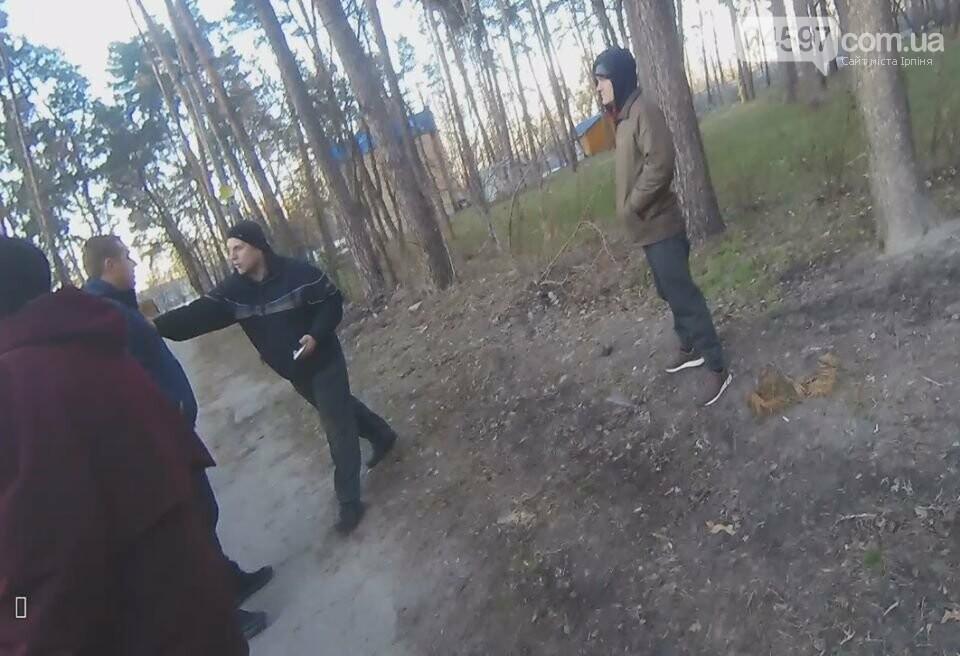 Монтіровкою в голову: в Ірпені чоловік напав на Мунварту, фото-2