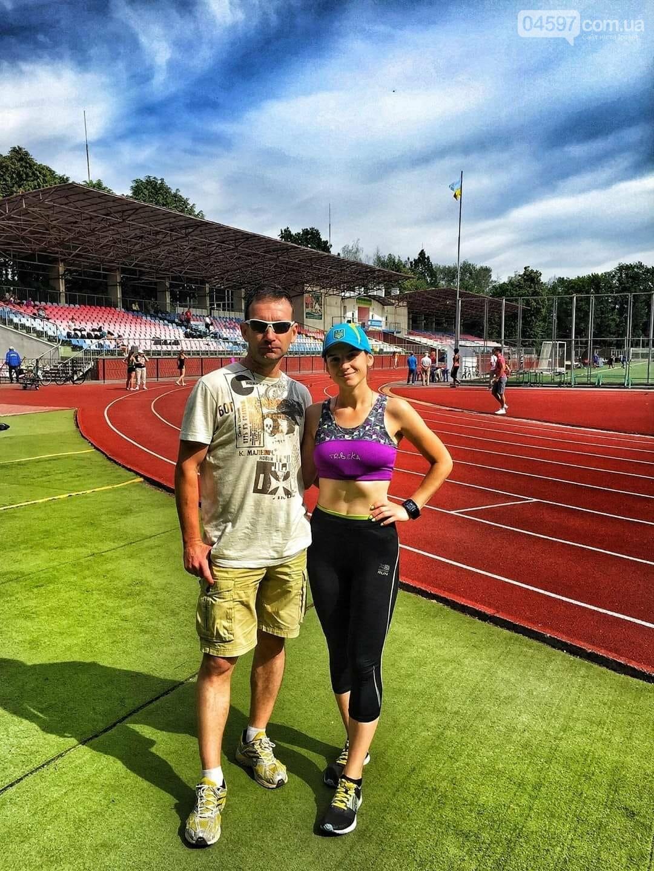 Студентка Фіскального університету зайняла 3 місце на Всеукраїнських змаганнях з легкої атлетики, фото-1