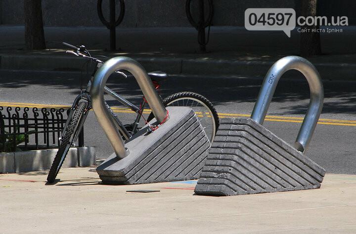 Ірпінчани хочуть стоянки для велосипедів та скутерів на залізничному вокзалі Ірпеня, фото-4