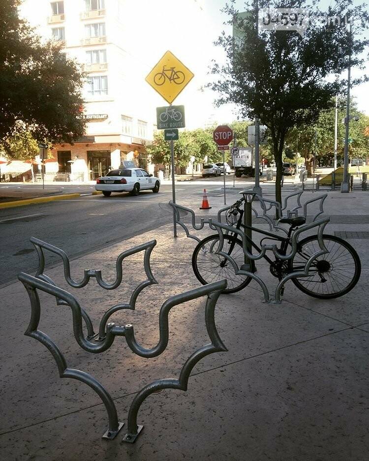 Ірпінчани хочуть стоянки для велосипедів та скутерів на залізничному вокзалі Ірпеня, фото-9