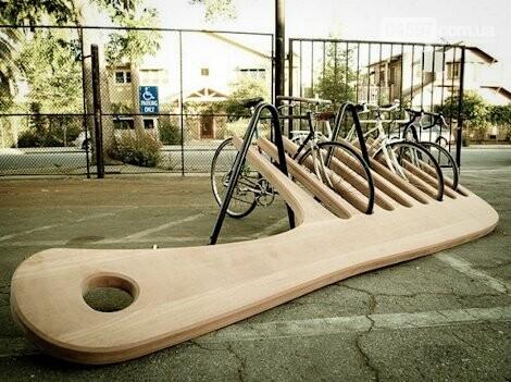 Ірпінчани хочуть стоянки для велосипедів та скутерів на залізничному вокзалі Ірпеня, фото-6
