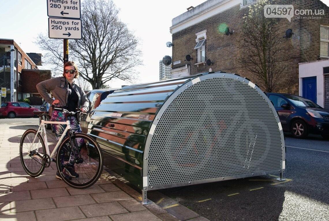 Ірпінчани хочуть стоянки для велосипедів та скутерів на залізничному вокзалі Ірпеня, фото-11