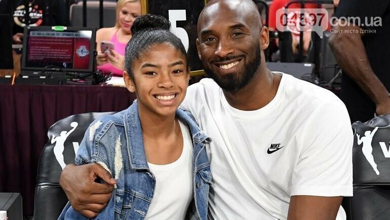 Легендарний баскетболіст Кобі Брайант розбився з дочкою у авіакатастрофі, фото-1
