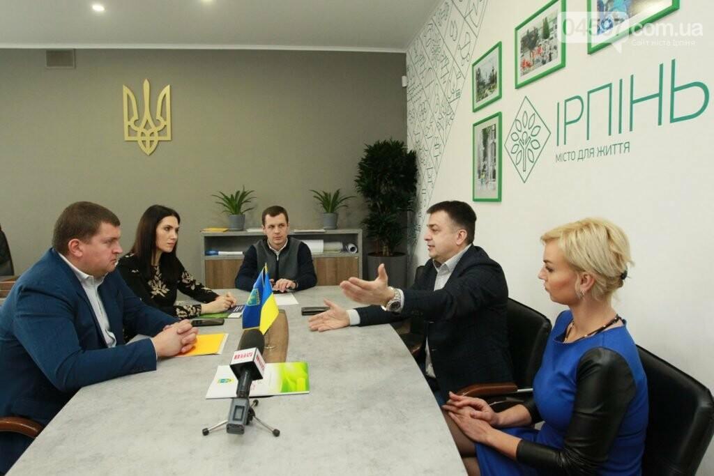Ірпінь відвідав Почесний консул України в Чорногорії, фото-3