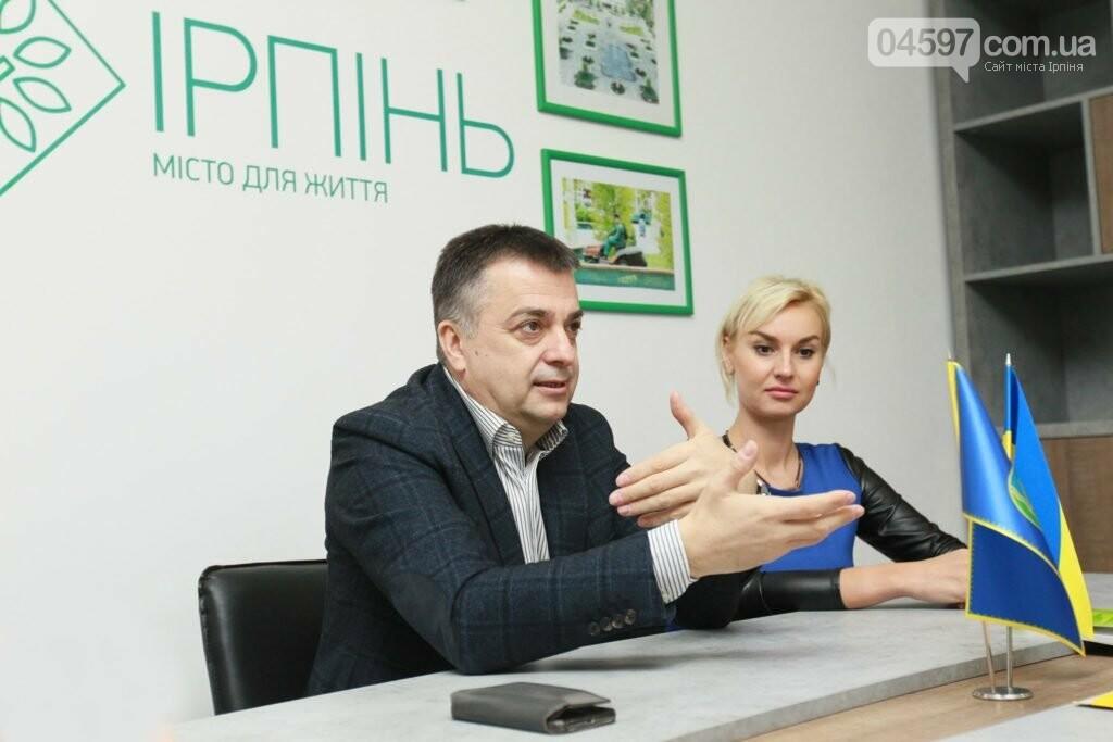 Ірпінь відвідав Почесний консул України в Чорногорії, фото-1