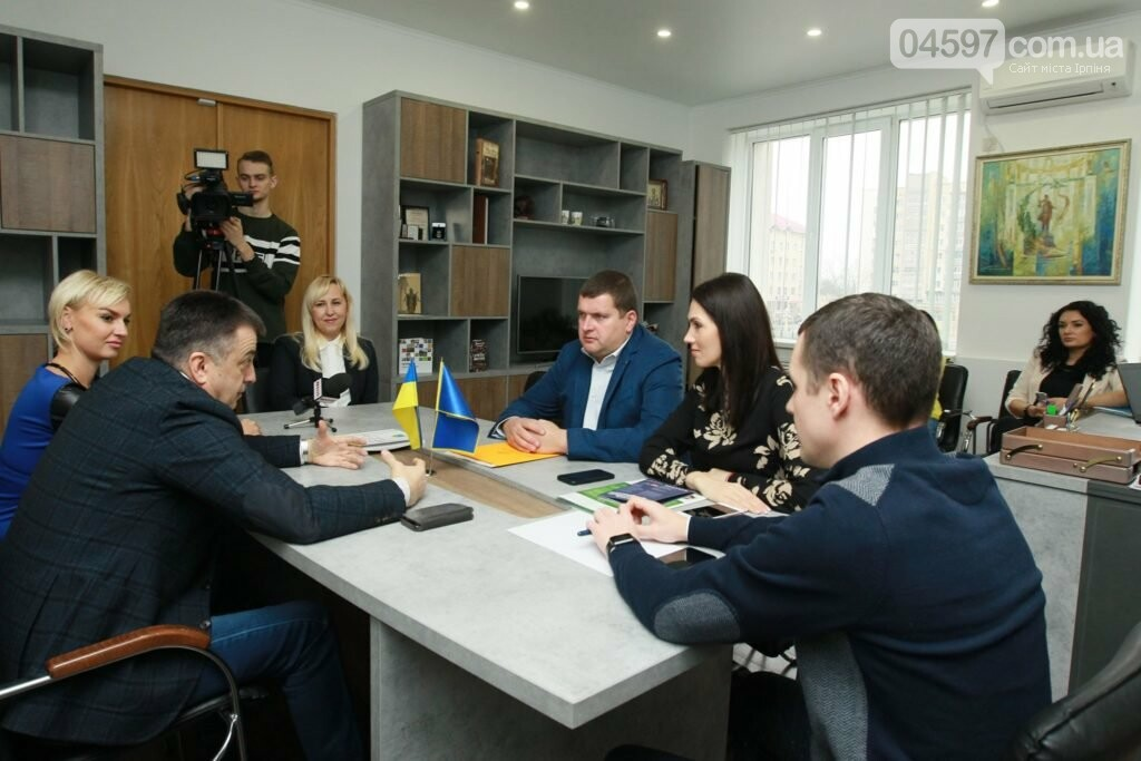 Ірпінь відвідав Почесний консул України в Чорногорії, фото-4