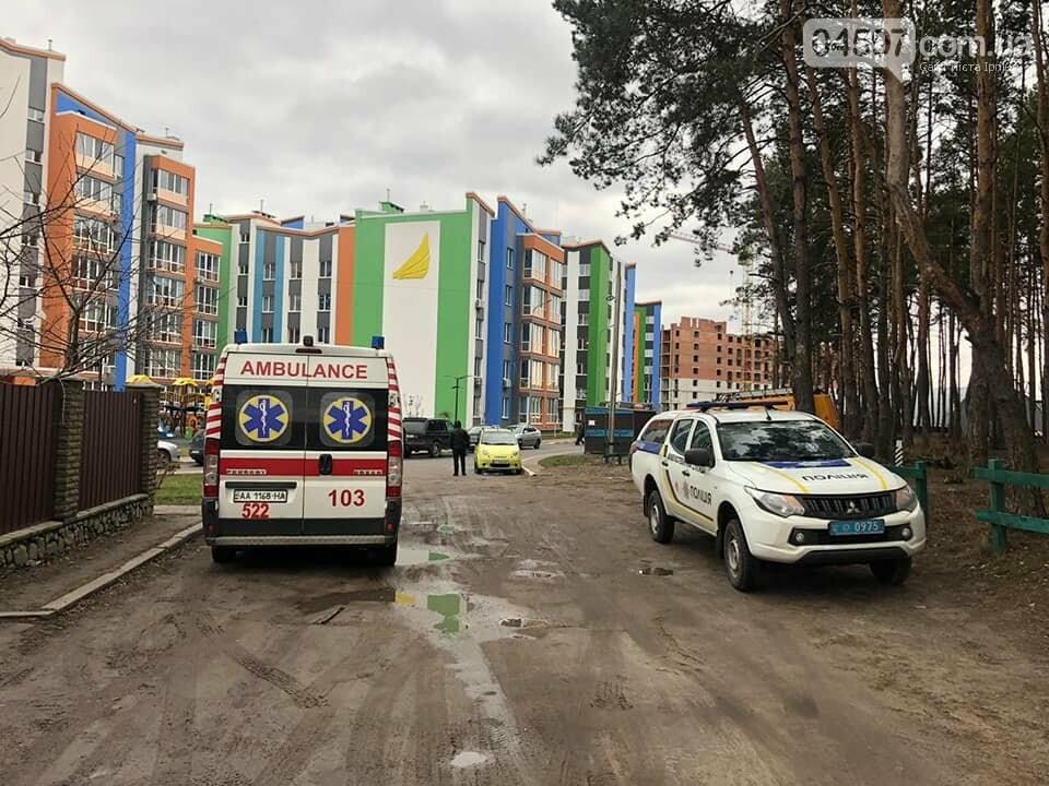 """В Ірпені в ЖК """"Єсенін"""" евакуювали мешканців через замінування, фото-3"""